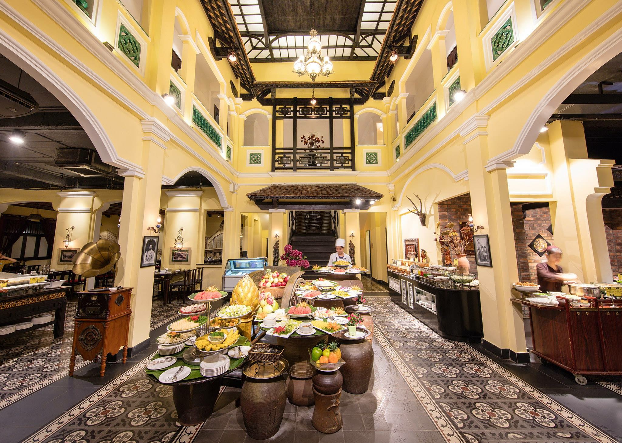 nhà hàng ngon ở hà nội