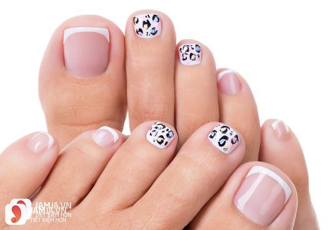 Các màu móng chân đẹp giành cho từng loại da 5