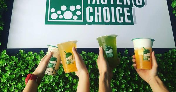 Menu Taster's Choice -3