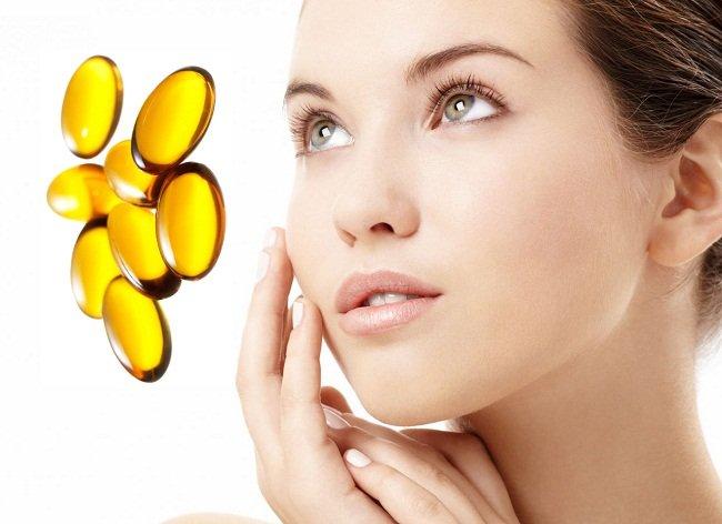 Da dầu có nên bôi vitamin E không? - Vitamin E có tác dụng gì với da mặt