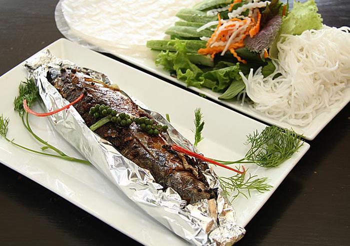 cá ngừ nướng giấy bạc 3