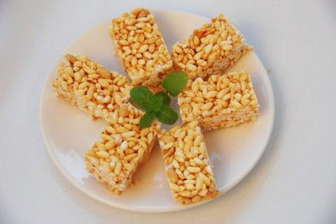 cách làm bánh cốm gạo 3