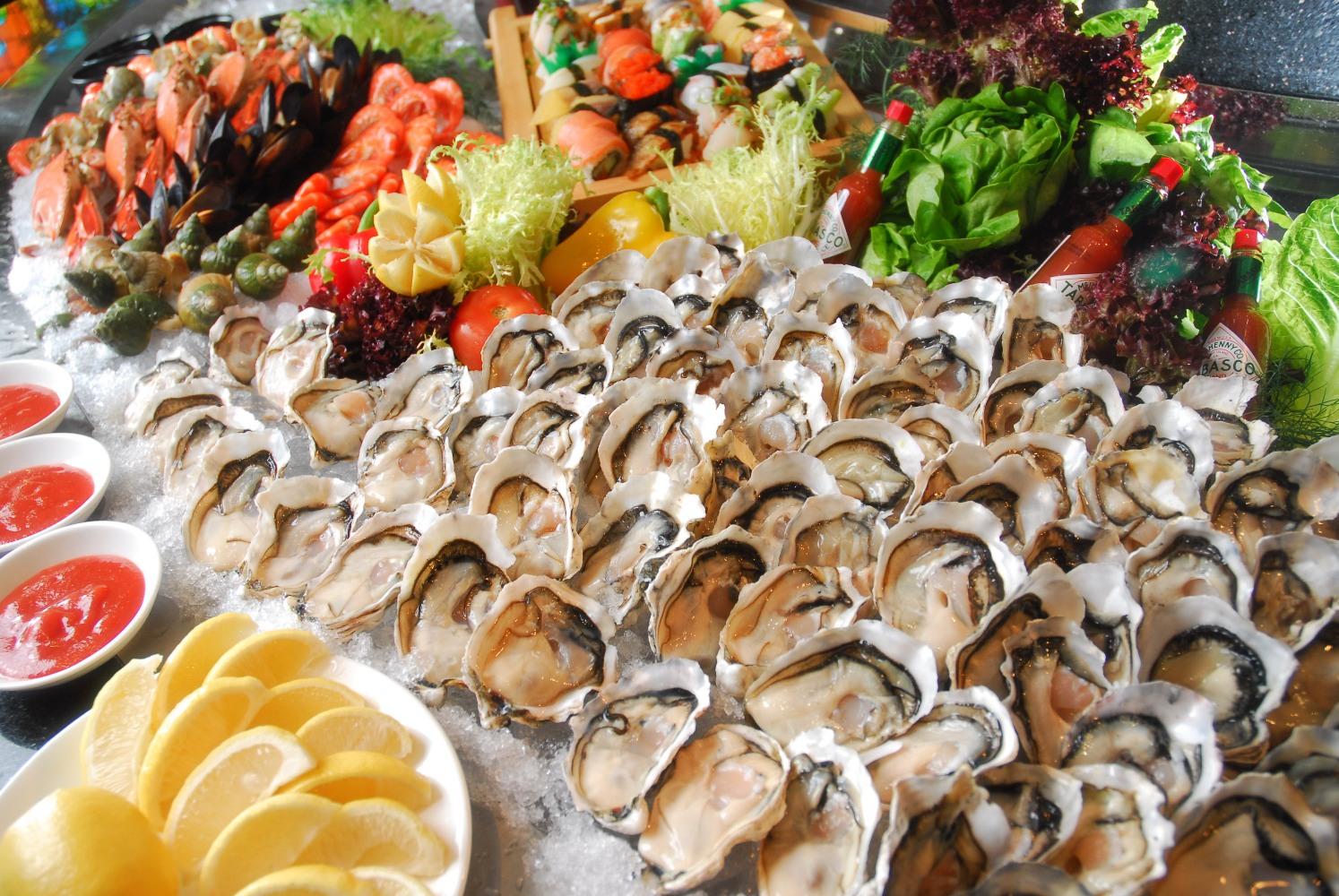Nguồn dinh dưỡng dồi dào có từ hải sản-1