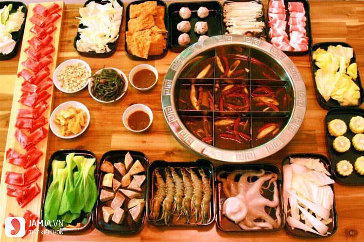 Buffet lẩu nướng Hà Nội - 12