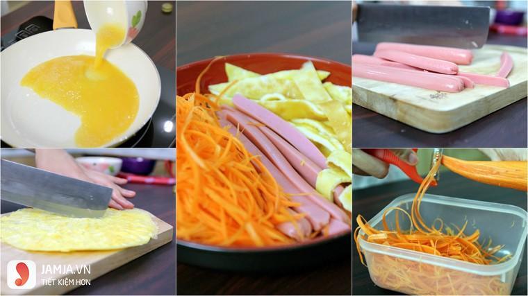 cơm cuộn trứng không cần rong biển-2