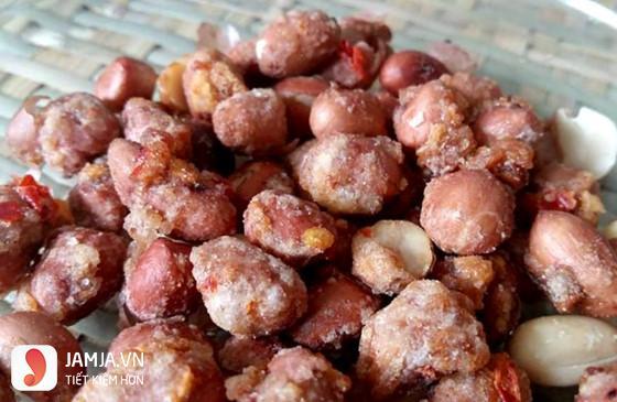 Cách làm đậu phộng mặn ngọt-4