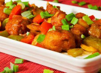 Cách nấu thịt lợn chua ngọt lạ miệng ngon cơm