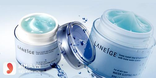 Review Laneige Water Bank Gel Cream