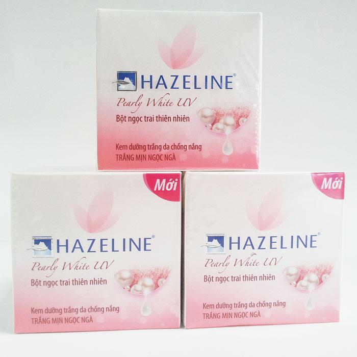 Review chi tiết các dòng kem dưỡng của Hazeline-2
