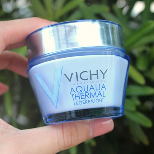 Review kem dưỡng ẩm Vichy
