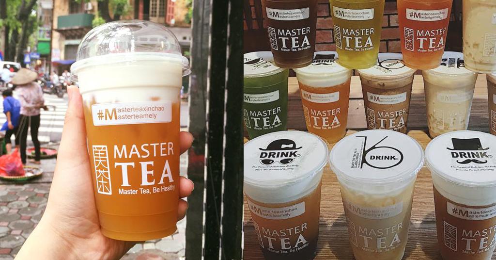trà sữa master tea