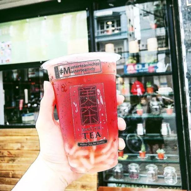 Master Tea thương hiệu trà sữa vì sức khỏe-1