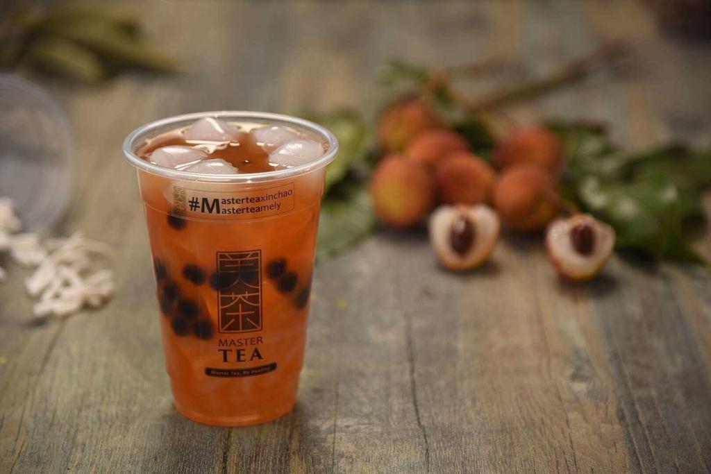Menu trà sữa Master Tea-8
