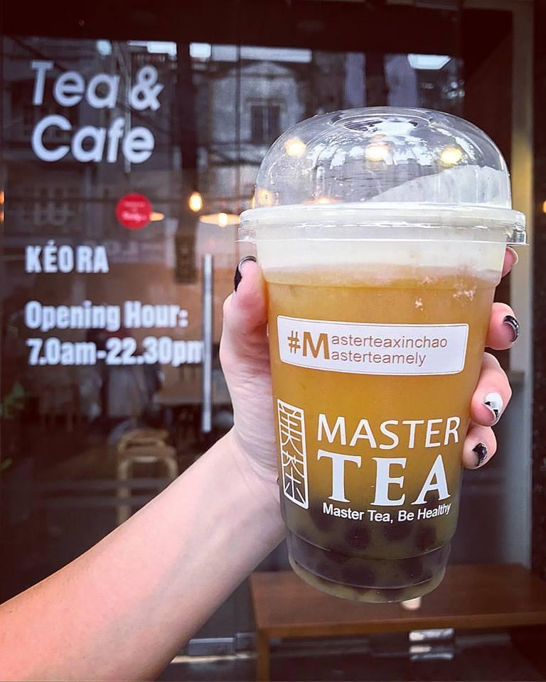 trà sữa master tea lò đúc