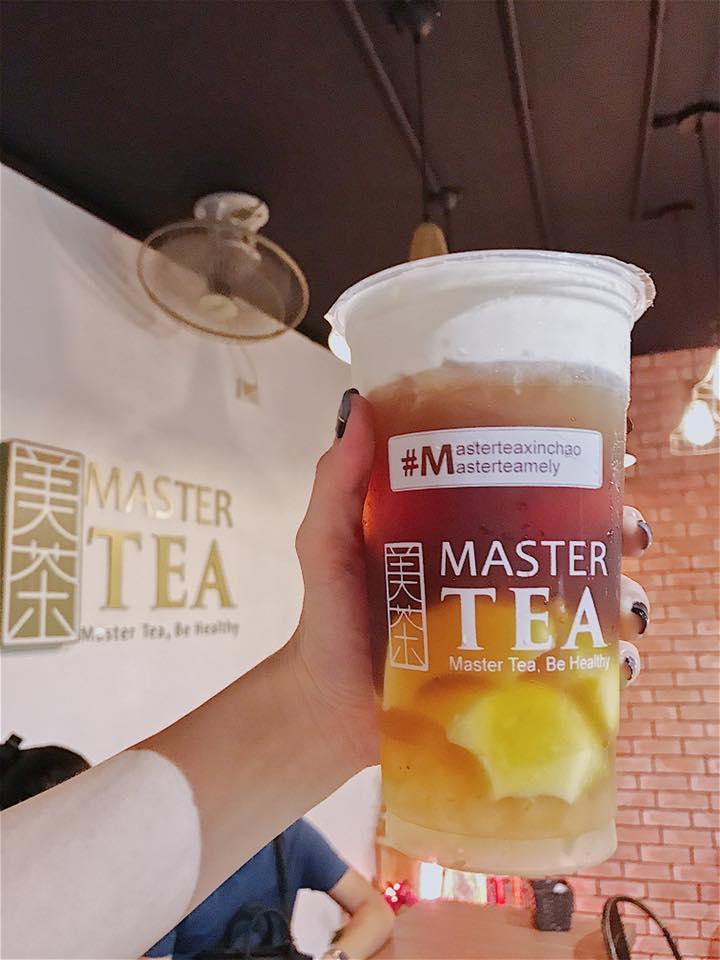 Menu trà sữa Master Tea-7
