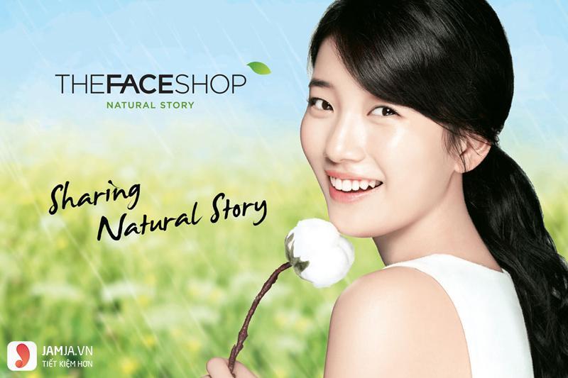 Thương hiệu The Face Shop-1