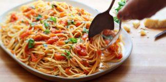 cách làm mì spaghetti sốt thịt bò