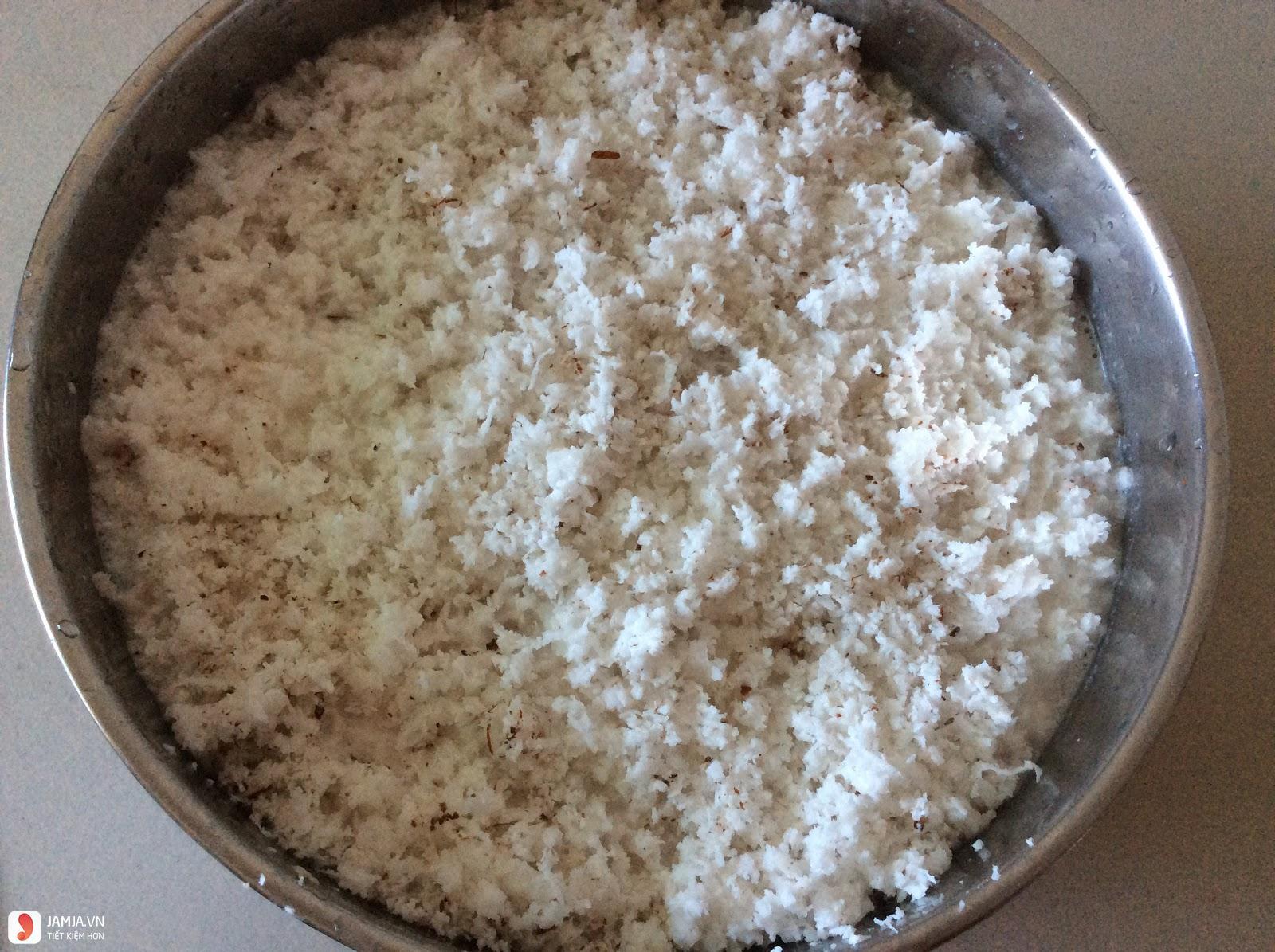 Cách làm nước cốt dừa với bột béo-1