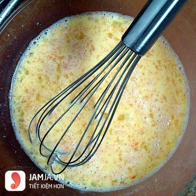 Cách làm nước sốt bánh mì pate Hội An-6