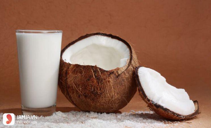 Cách làm nước cốt dừa với bột béo-3