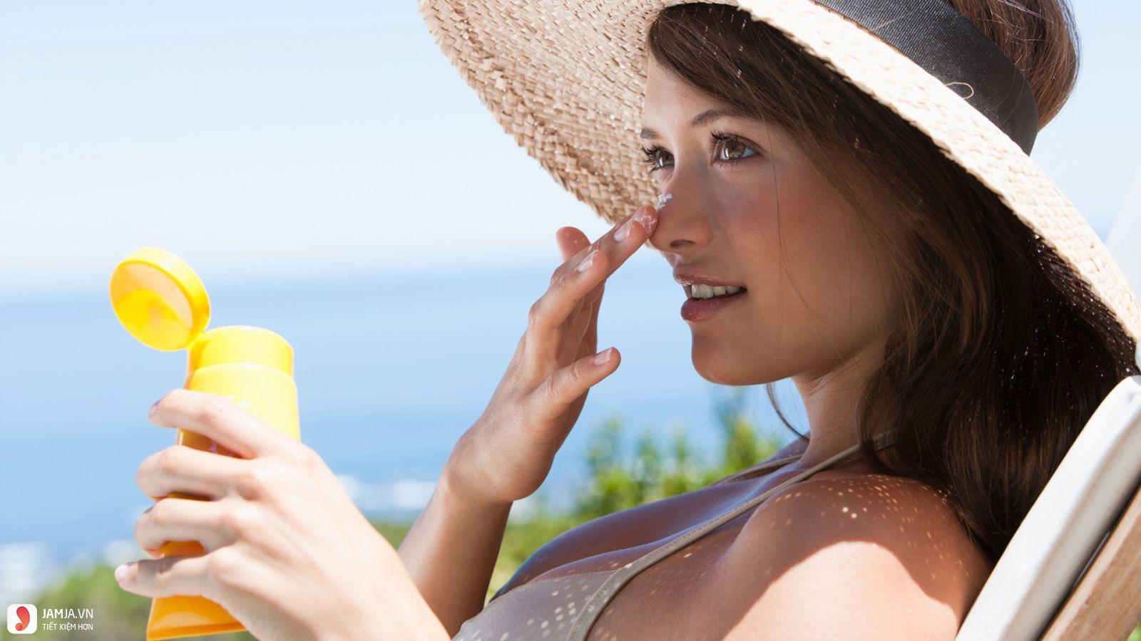 Phương pháp sử dụng kem chống nắng đúng cách-1