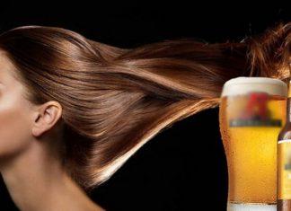 gội đầu bằng bia có tác dụng gì