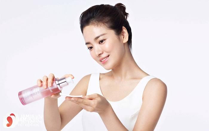 Các bước chăm sóc da của người Nhật 4