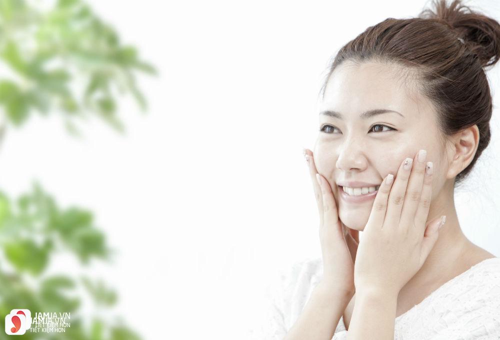 Các bước chăm sóc da của người Nhật 6