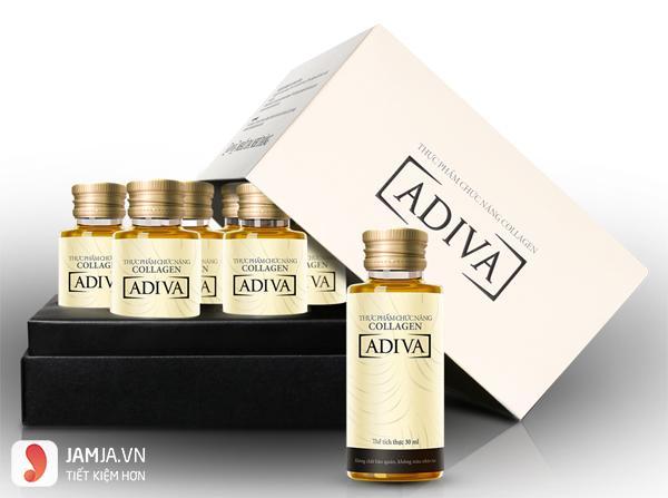 cách bổ sung Collagen adiva