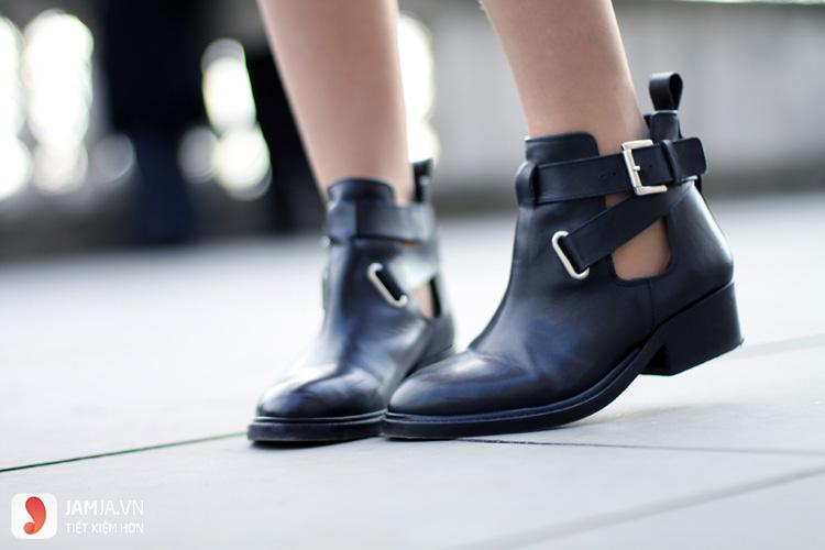 Giày Ankle Boots.