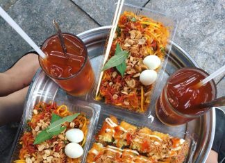 những món ăn vặt ngon rẻ ở Sài Gòn