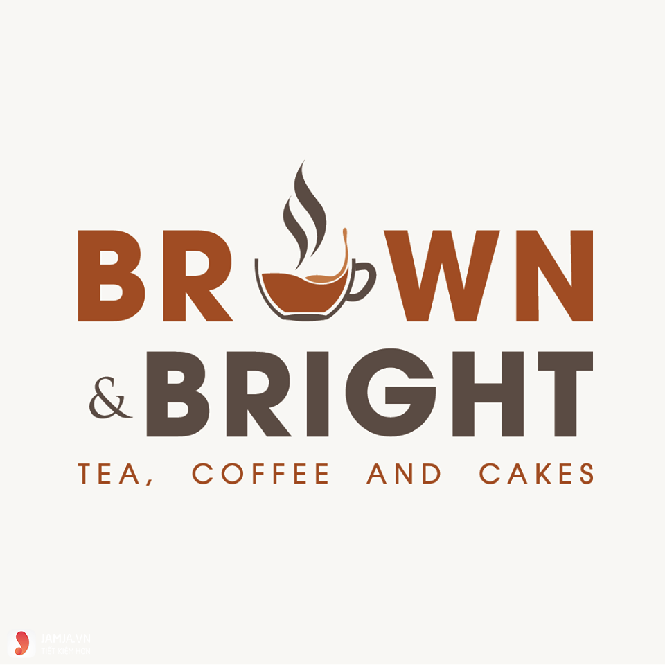 Brown and bright coffee 1