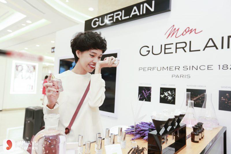 Thương hiệu Guerlain 1