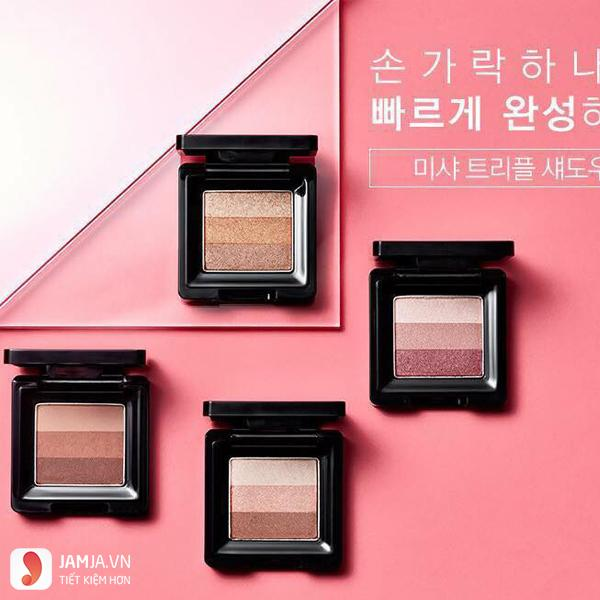 Missha Triple Shadow 4