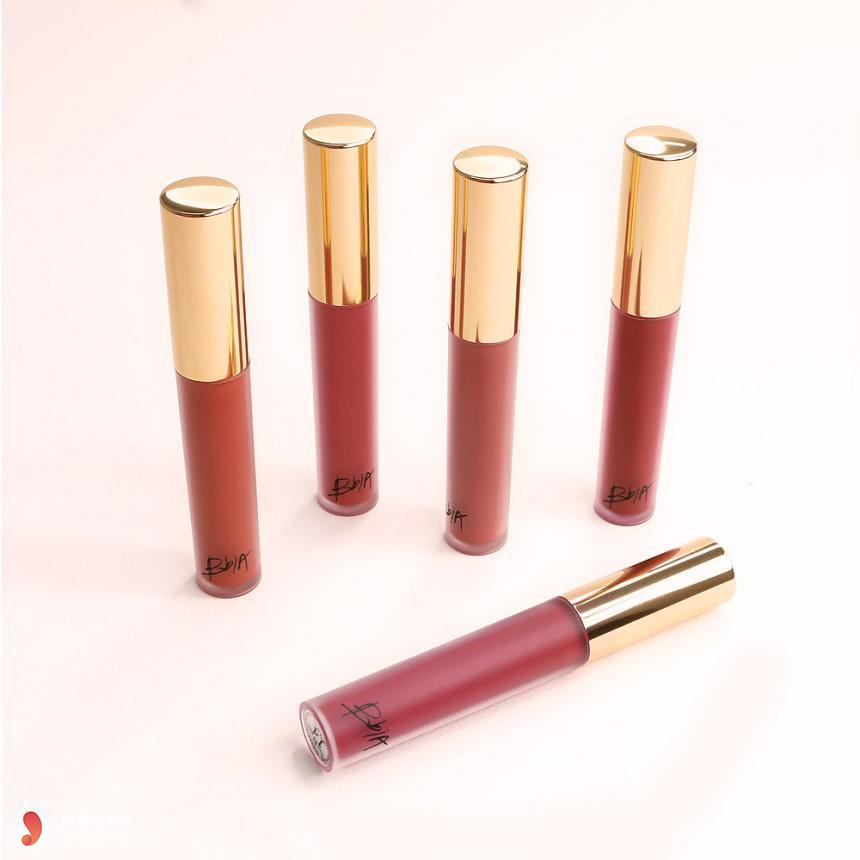 Ưu điểm son kemBbia Last Velvet Lip Tint Verson 3 Boss Series 4