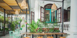 quán cafe có phòng riêng cho nhóm