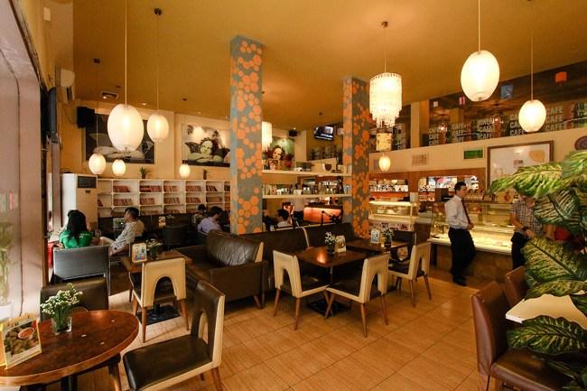 Ciao Cafe Sách 3