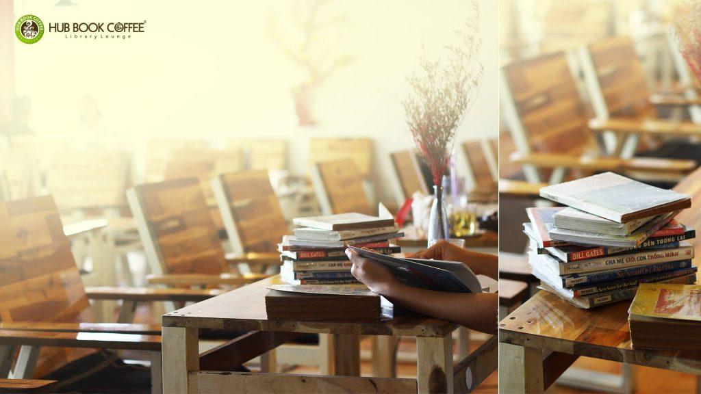 Hub Book Coffee