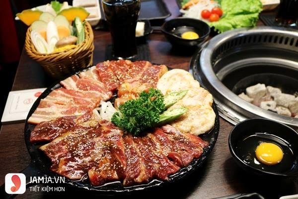 Tasaki BBQ Trần Thái Tông 1