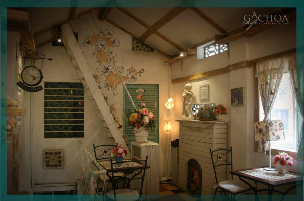 Gác Hoa Cafe