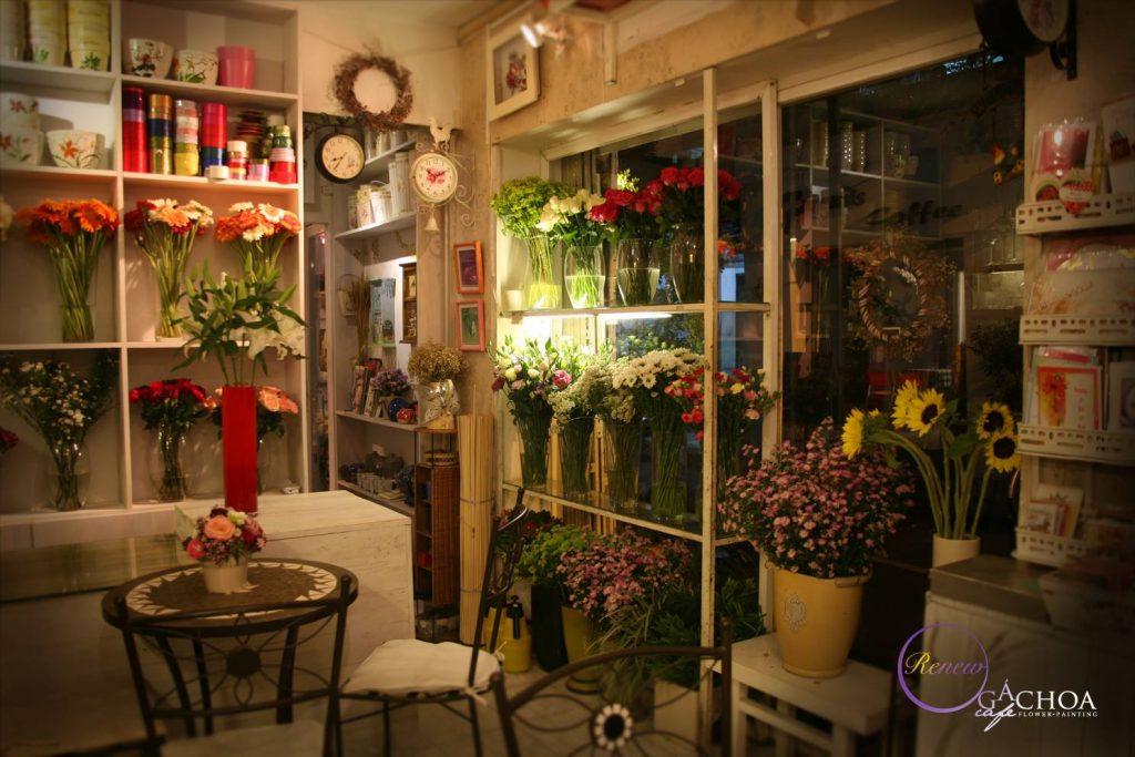 Gác Hoa Cafe 2