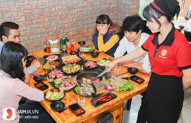 Moon BBQ Nguyễn Khánh Toàn 1