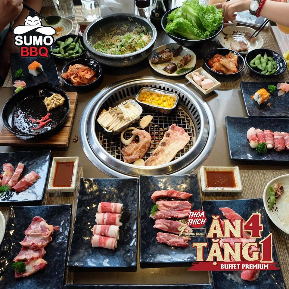 Nhà hàng BBQ Hoàng Quốc Việt 2