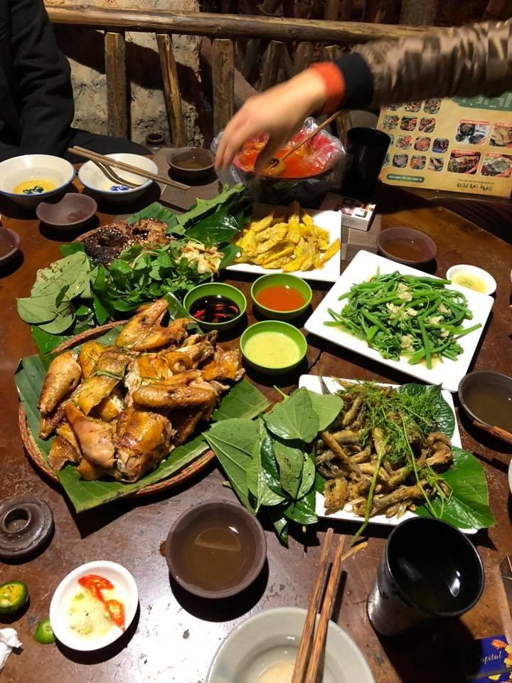 Nhà hàng Lương Sơn quán 5