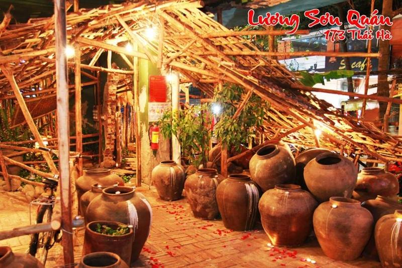 Nhà hàng Lương Sơn quán