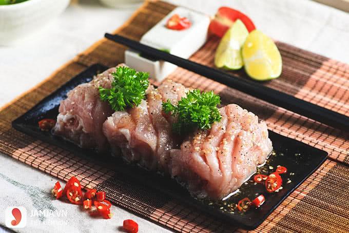 Nhà hàng Sariwon- Big C Thăng Long 4