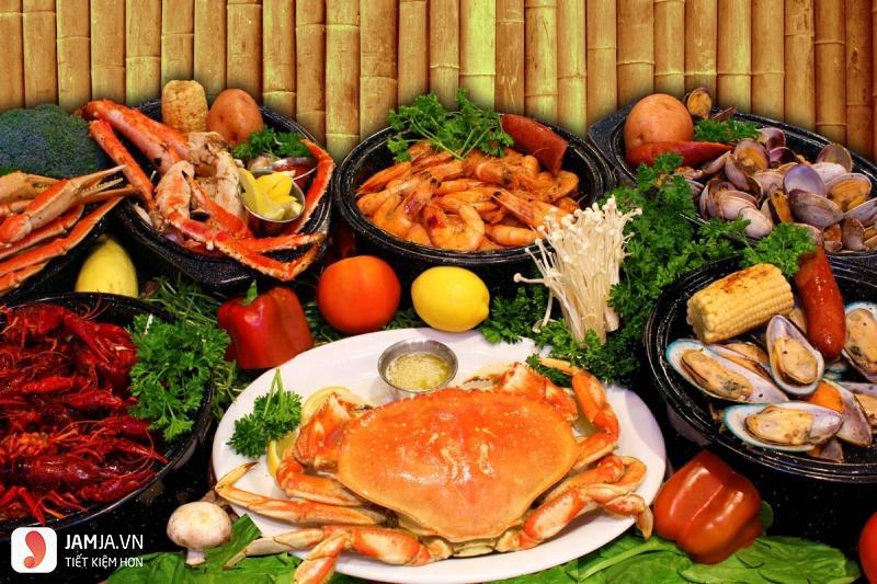 Quán hải sản Phố Đêm 3