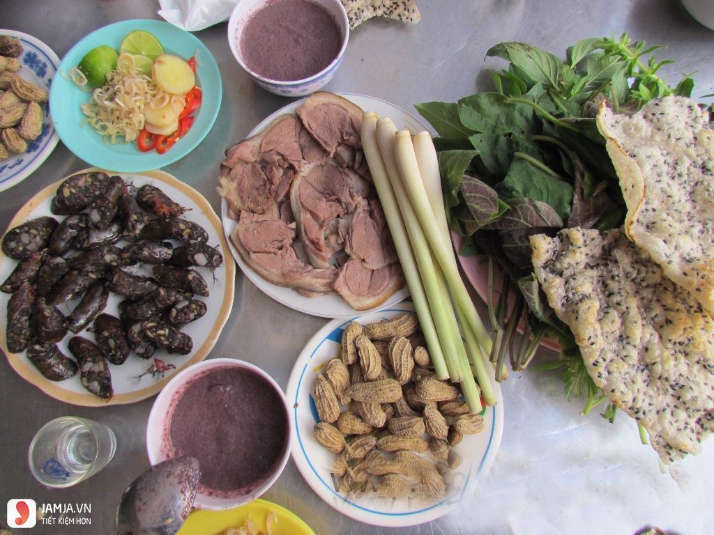 quán thịt chó ngon ở Hà Nội 1