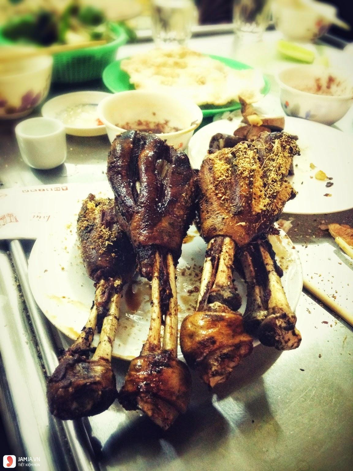 Thịt chó Chiếu Hoa- Nguyễn Khang 1