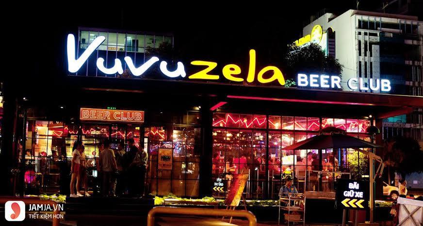 Vuvuzela Club - Câu lạc bộ bia tươi 1
